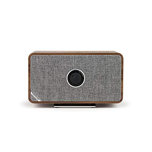 ruarkaudio MRx connected Bluetooth Lautsprecher Walnuss