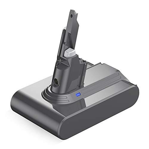 FirstPower Batteria di Ricambio per Dyson V7, 21.6V 4500 mAh Agli Ioni di Llitio, Compatibile con Dyson V7 Serie V7 Absolute Motorhead Animal Motorhead Pro Trigger Car + Boat Fluffy Mattres