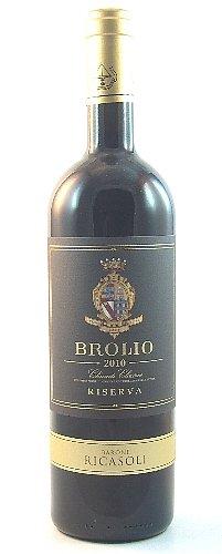 Chianti Classico Riserva Brolio DOCG 2017 Barone Ricasoli, trockener Rotwein aus der Toskana