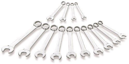 SAM Outillage 50-J-14 Jeu de 14 clés mixtes de 6 à 24 mm