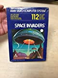 Space Invaders - Atari 2600 - CX2632 - Video Game - Cartridge Only - 1978