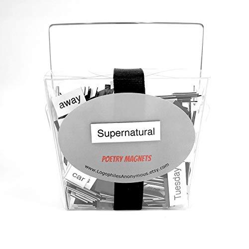 Supernatural Magnetic Poetry Set