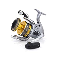 With its updated design and cold forged HAGANE gears, the Shimano Sedona spinning reel offers a number of significant performance upgrades at an affordable value Incorporates Shimano's flagship HAGANE gearing that provides long-lasting, strong, and d...