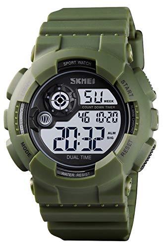 Reloj - SKMEI - Para Hombre - Lemaiskm1583 green