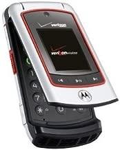 Motorola Adventure V750 Camera 3G Cell Phone Silver Verizon