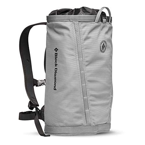 Black Diamond STREET CREEK 20 - robuster Rucksack im Haulbag-Design, 20 L, Nickel