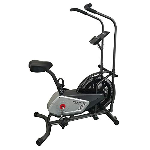 Reach Iconic Air Bike Exercise Gym Cycle
