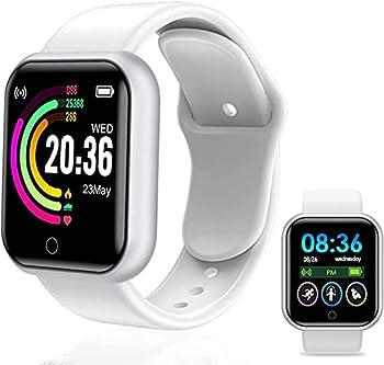 Hiiyorr Waterproof Smart Watch with Heart Rate Monitor