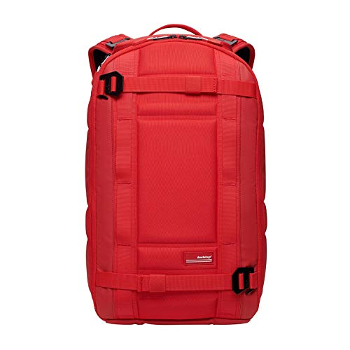 Douchebag Erwachsene The Backpack Rucksack, Scarlet Red, 21 l