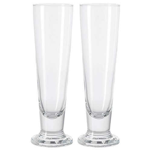 Leonardo 012847 Pilsglas / Bierglas - BEER - 0,3l - 2 er Set