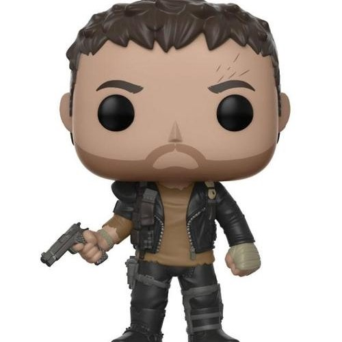 POP! Movies: Mad Max Fury Road - Max Rockatansky mit Gun #509 Vinyl Figur