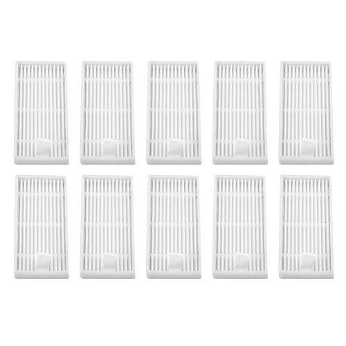 Bruryan Filtro de aspiradora-Filtro de 10 Piezas para ILIFE