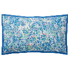 Lilly Pulitzer Cabana Cocktail Reversible Sham, King, Multi | Pottery Barn
