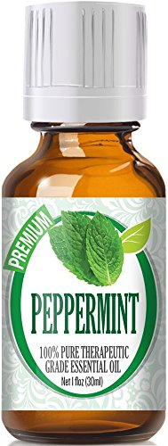 Peppermint Essential Oil - 100% Pure Therapeutic Grade Peppermint Oil - 30ml