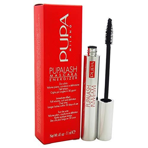 Mascara Pupalash Energizer Ciglia Piu' Lunghe In 30 Giorni Tonalità 01 Nero