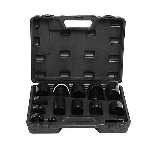 Ladieshow Autokugel-Trennwerkzeuge, 1 Satz 14-teiliges Autokugelgelenk-Entfernungswerkzeug zur Reparatur des Kugelgelenkersatzes