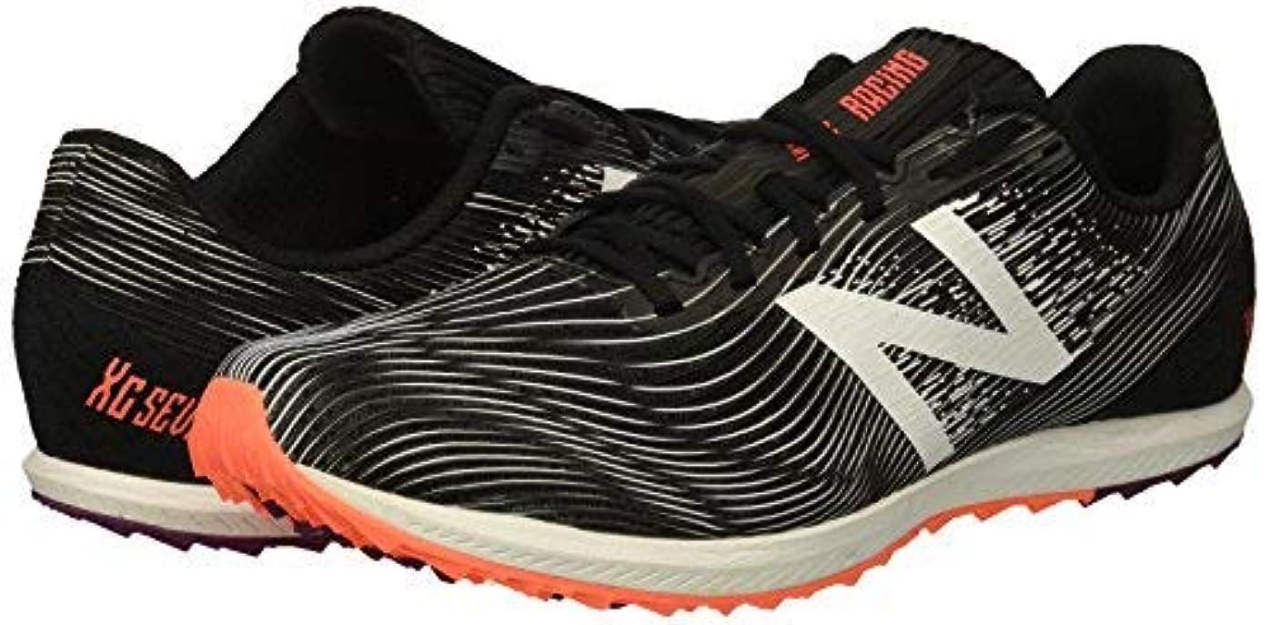 ケーキ迷惑虚偽New Balance Women's 7v1 Cross Country Running Shoe Black 8 B US [並行輸入品]