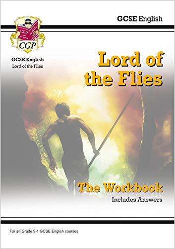New Grade 9-1 GCSE English - Lord of the Flies Workbook (inc