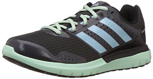 adidas adidas Damen Duramo 7 Laufschuhe, Grau (Dgh Solid Grey/Frozen Blue F15/Frozen Green F15), 36 2/3 EU