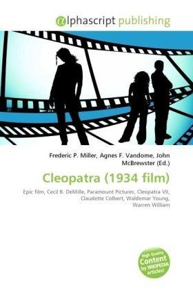 Cleopatra (1934 Film)