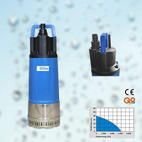 Drucktauchpumpe GDT 1200 I 1.200 Watt