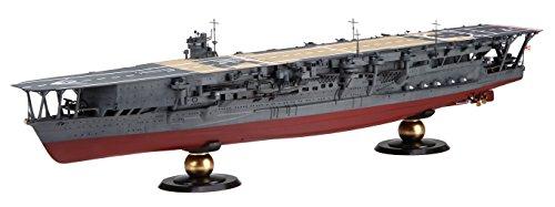 フジミ模型 1/350日本海軍航空母艦 加賀