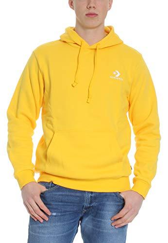 Converse Sweater Herren Star Chevron EMB 10008814 Gelb 753, Größe:XL