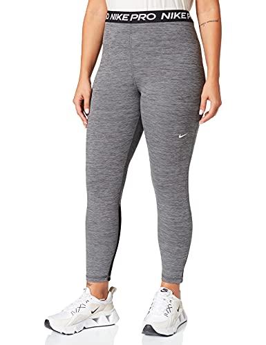 NIKE DA0483 W NP 365 Tight 7/8 HI Rise Leggings Women's Black/htr/White M