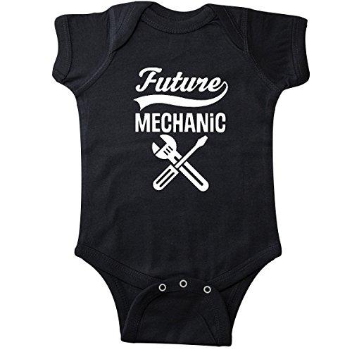 inktastic Future Mechanic Tools Childs Job Infant Creeper Newborn Black 296ab