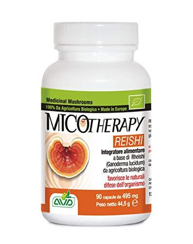 AVD Reform Micotherapy - Reishi Sistema Immunitario, 90 Capsule