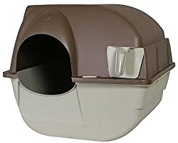 Self-Cleaning Cat Litter Boxes
