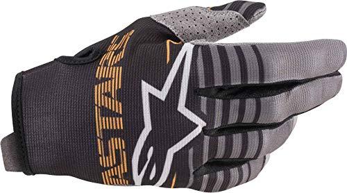 Alpinestars Radar Motocross Handschuhe Schwarz/Grau 2XL