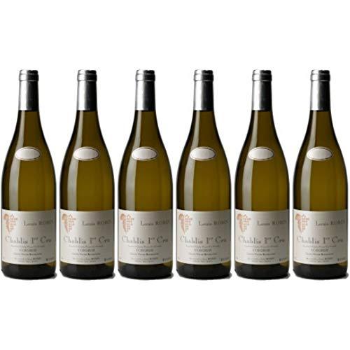 Chablis Louis Robin Vino Blanco - 6 Botellas - 4500 ml