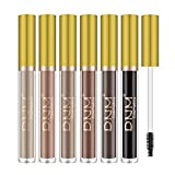 Anself Cosmetics Set Corrector de cejas/Mascara-Crema/Delineador de ojos/Kit de...