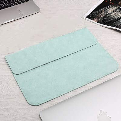 Sternenhimmel 13 MacBook Air Touch ID 2018 Pro 13 11 12 15 Laptop-Kasten for Xiaomi 13.3 15.6 Laptop Case (Color : Green, Size : for MacBook 12 inch)