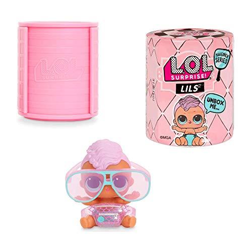L.O.L. Surprise! Makeover Series Wave 2 - Lils - Modelos Surtido, Sorpresa