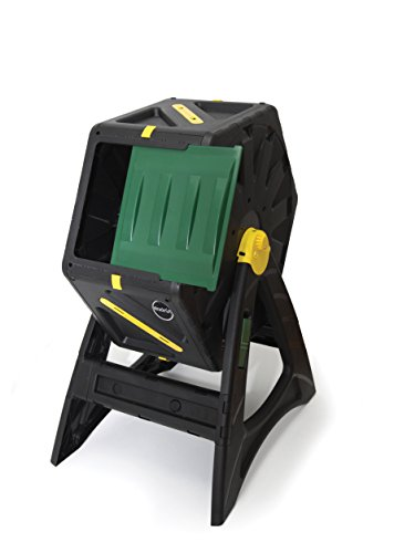 Great Features Of Miracle-Gro Single Chamber Tumbling Composter, 70 L/18.5 Gallon
