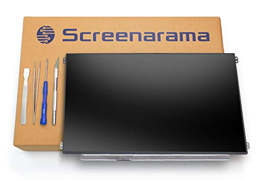 SCREENARAMA New Screen Replacement for Lenovo Ideapad 100S-11IBY 80R2, HD 1366x768, Matte, LCD LED Display with Tools