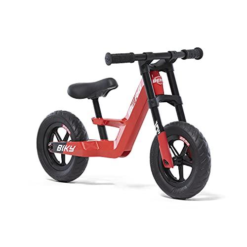 Berg- Laufrad Bicicleta de Paseo, Color Rojo (24.75.11.00)