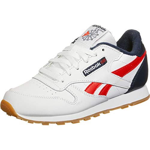 REEBOK CLASSIC CLASSIC LEATHER Sneakers garcons Wit Lage sneakers