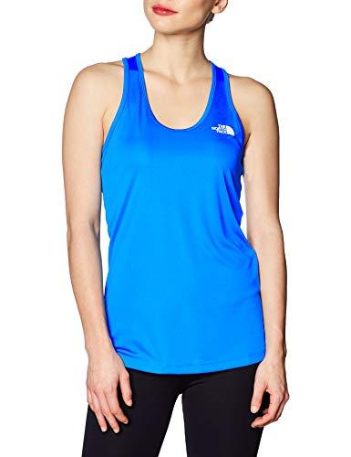 The North Face Camiseta Flex Azul Mujer