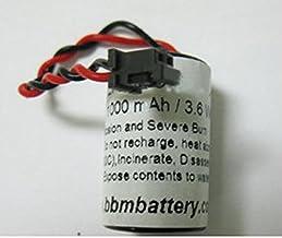 JZSP-BA01 Yaskawa Sigma II absolute Encoder Battery Replacement- Black Connector.