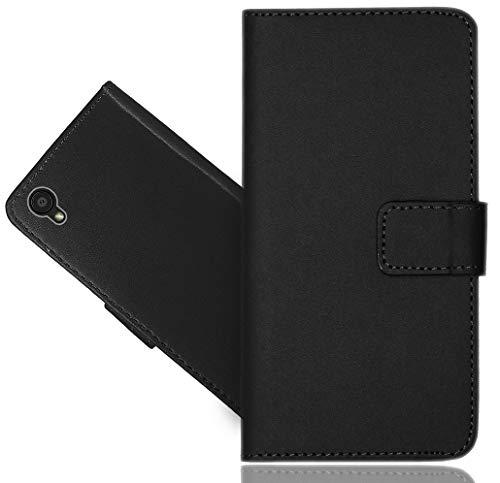 CaseExpert ZTE Blade A5 (2019) Handy Tasche, Wallet Case Flip Cover Hüllen Etui Hülle Ledertasche Lederhülle Schutzhülle Für ZTE Blade A5 (2019)