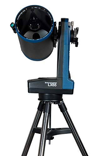 """Meade Instruments 228004 Lx65 8"""" ACF Computerized Telescope with AudioStar"""