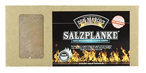 Don Marco's Barbecue Salzplanke, 1er...