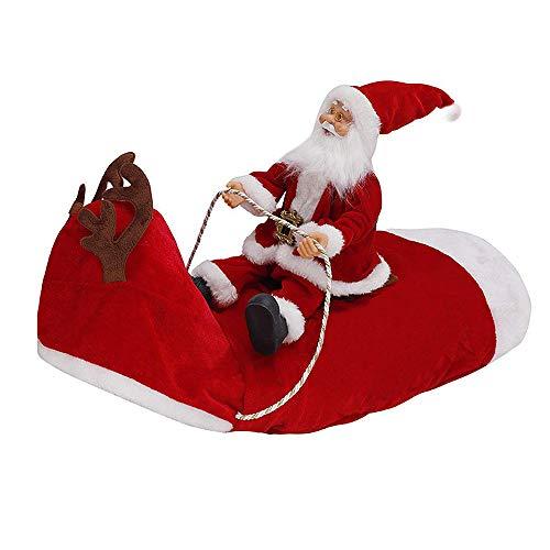Firlar, costume da Babbo Natale per animali domestici, costume da Babbo Natale, abbigliamento per feste e feste