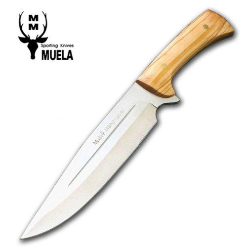 Muela M.JABALI21OL Cuchillo, Multicolor, Talla Única