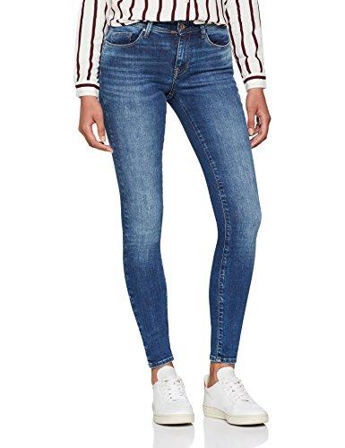 ONLY NOS Damen Skinny Onlshape Reg SK Dnm Jeans REA4488 Noos, Blau (Dark Blue Denim), W25/L32
