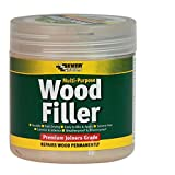 Multi purpose premium joiners grade wood filler - Filling small imperfections in wood - 250ml - Light Oak