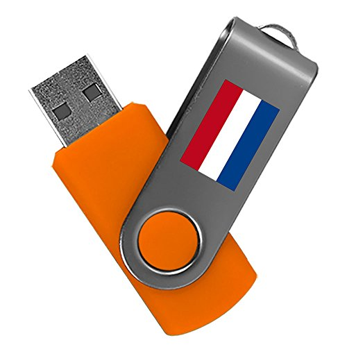 Price comparison product image Netherlands 8GB Revolution USB Flash Drive